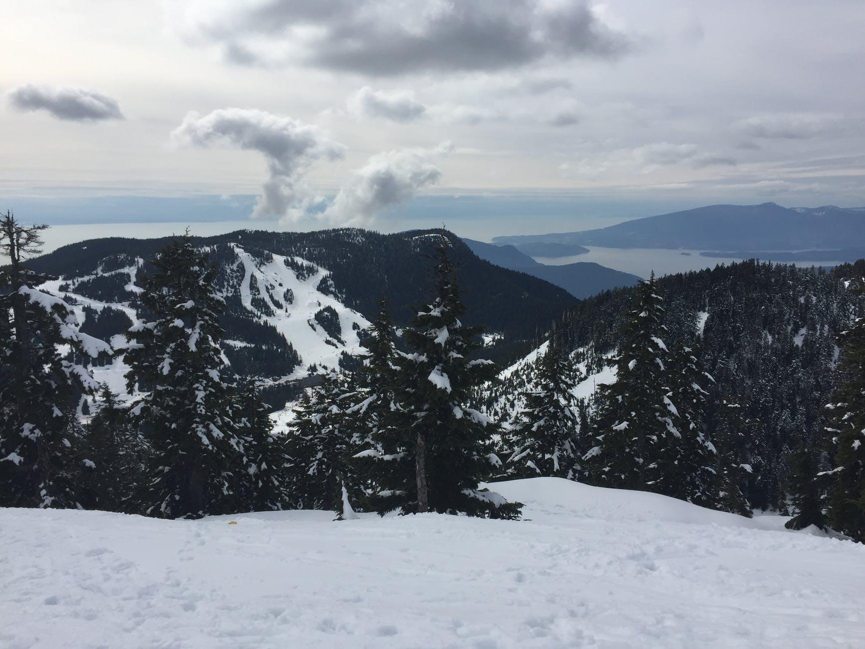 cypress mountain vancouver canada